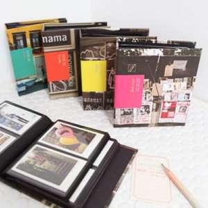 120 Pockets   Polaroid / Instax Mini Travel Photo Album
