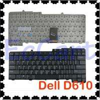 Dell Latitude D610 D810 M20 M70 610M Laptop Keyboard US Layout H4406