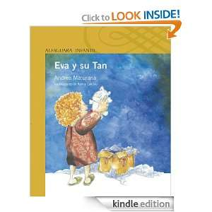Eva y su Tan (Spanish Edition) Maturana Andrea  Kindle