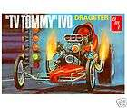 AMT Antique Classic Tommy Ivo Rear Engine AA Fueler Dragster Model Car