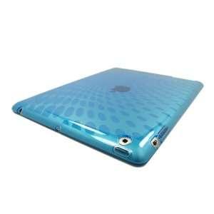 Wave Swirl Flex TPU Skin Case Cover for Apple iPad 2