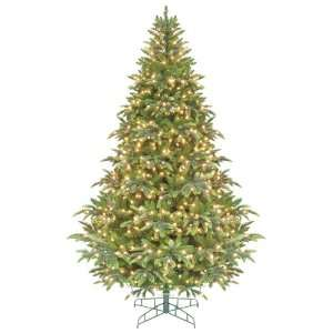 Ready Shape Instant Power Cascade IPT Christmas Tree   Clear Lights
