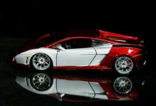 Lamborghini Gallardo LP560 4 Maisto CUSTOM SHOP Diecast 1:24 Scale Red