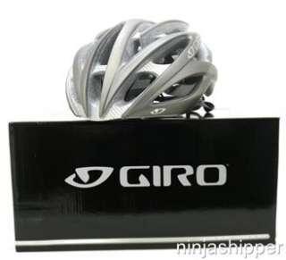 ATMOS matte titanium Road Bicycle Helmet LARGE MSRP $180 New