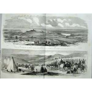 1855 Sebastopol Malakoff Mamelon Tower Karani War Army