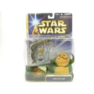 Star Wars Saga Return of the Jedi Jabbas Palace Jabba the