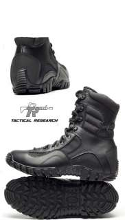 TR960 BELLEVILLE KHYBER TACTICAL RESEARCH BLACK BOOTS