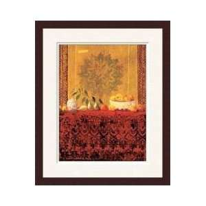 Jarron Con Frutas Framed Giclee Print:  Home & Kitchen