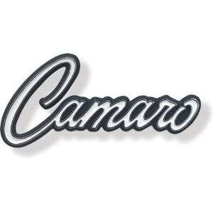 New Chevy Camaro Emblem   Door Panel, Deluxe, Pair 68 69