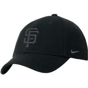 Nike San Francisco Giants Black Wool Classic III Hat