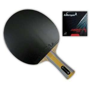 RTG Diamond CQ Premium Flared Table Tennis Paddle