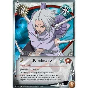 TCG Quest for Power N 254 Kimimaro Super Rare Card: Toys & Games