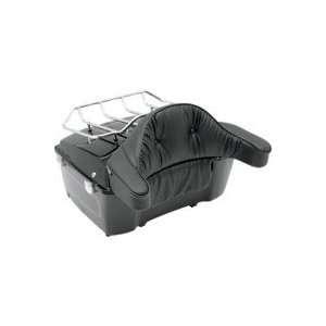 BKRider Pillow Style Tour Box Pad For Harley Davidson King