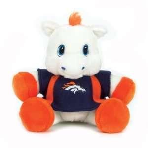 Denver Broncos Plush Musical Teddy Bear