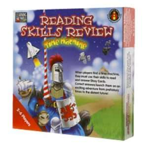 value Reading Skills Rev Time Capsule Rd By Edupress: Toys & Games