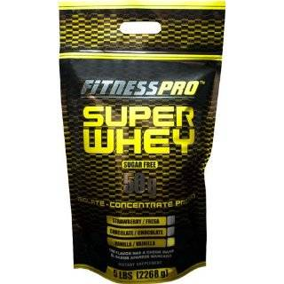 Pro Lab Inc. Super Whey, Chocolate, 5 Pound Health & Personal Care