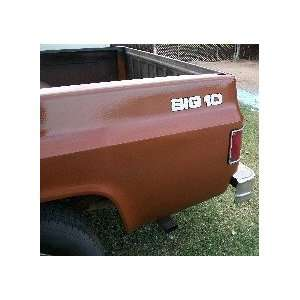 : Chevy Pickup Truck BIG 10 Bed Decals, Fits 73 87 Models: Automotive