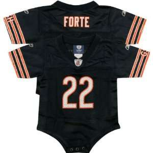 Matt Forte Navy Reebok NFL Chicago Bears Infant Jersey