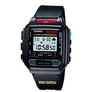 New Casio TV, VCR, Cable Box Remote Control Watch (AZ5076