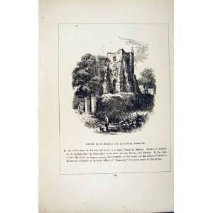C1858 Church St. Michael Archangel Penkivel Cornwall: Home