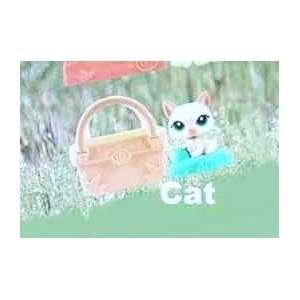 Mcdonalds Happy Meal Littlest Pet Shop Cat Toy Figure #3 2010 Toys