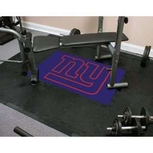 New York Giants NFL Team Fitness Tiles