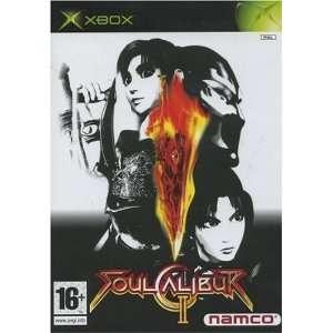 Soul Calibur II XBox Video Games