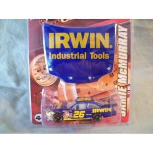 08 Jamie McMurray #26 Irwin Industrial Tools Ford Fusion Toys & Games