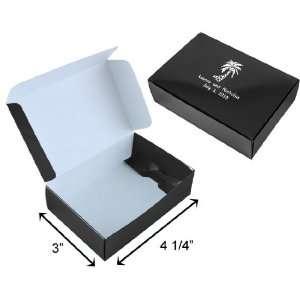 Wedding Cake Boxes   Black (50 Cake Boxes) Arts, Crafts & Sewing