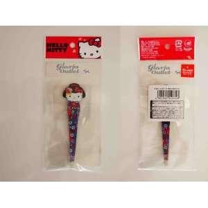 Hello Kitty in Kimono Eyebrow Tweezer Clipper Purple/Blue Color