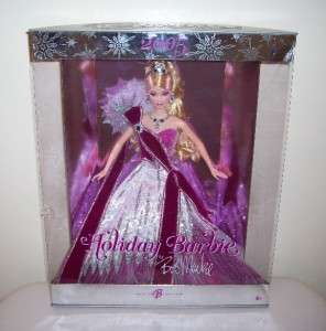 2005 Holiday Barbie Doll Bob Mackie Collector Edition