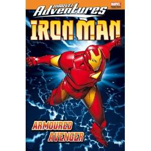 Iron Man Armoured Avenger (9781846531095) Books
