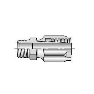 0130 20 20 Parker 1 1/4 Male NPT Pipe x 1 1/4 i.d. Hose