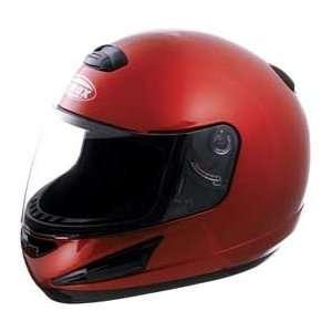 GMAX GM38 Full Face Street Helmet Candy Red Medium   72
