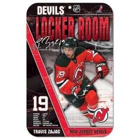 NHL Travis Zajac Sign:  Sports & Outdoors