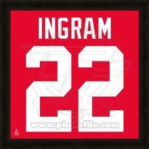 Mark Ingram University of Alabama Uniframe Sports