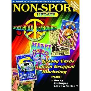 Non Sport Update Magazine Volume 21 No. 4 Aug/Sept 2010