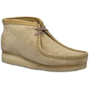 Clarks Wallabee Boot   Mens   Street Fashion   Shoes   Sand