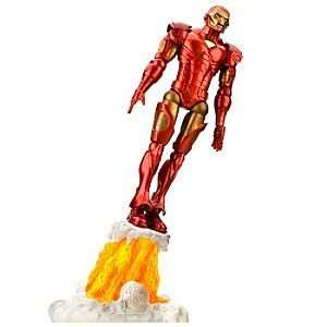 Disney Marvel Select Iron Man Action Figure    7 H Toys & Games