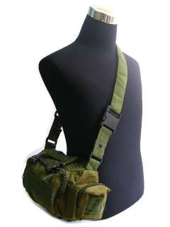USMC Army Molle Utility Hunting Waist Pouch Bag Pack OD