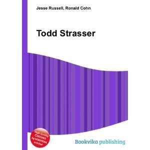 todd strasser biography