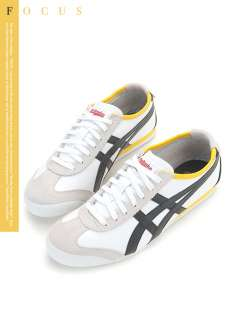 Asics Onitsuka Tiger Mexico 66 White/Caviar Shoes T53