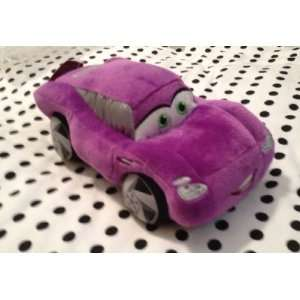 Disney Cars Holly Purple Car Plush Doll NEW Everything
