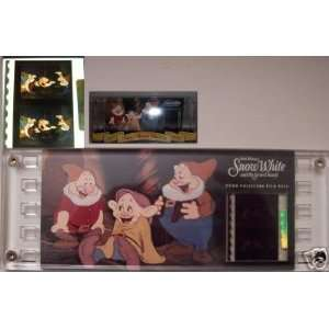 Walt Disney Snow White Seven Dwarfs 35MM Film Cel Everything Else