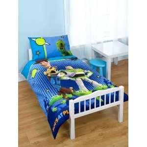 Disney Toy Story Space Panel Junior Cot Bed Duvet Quilt