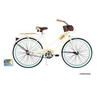 Huffy 26 Ladies Beach Cruiser Bike Bicycle