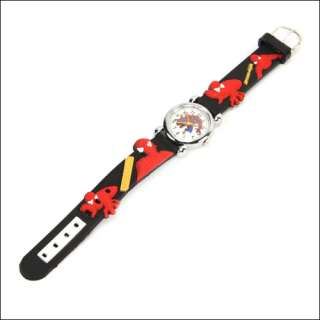 Spider Man Child Boy Quartz Wrist Watch Toy Xmas SB