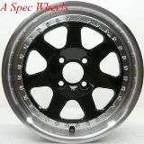 RIM WHEELS 4X100 FITS 4 LUG CIVIC CRX FIT INTEGRA DEL SO MIATA