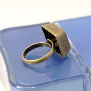 Shift Ctrl Rings vintage Antique gold rings unique adjustable