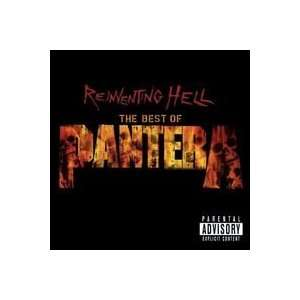 Warner Artist Pantera Reinventing Hell Best Of Rock Pop Heavy Metal